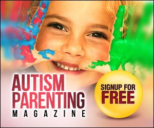 Thank you for your interest in Autism Parenting Magazine. Get a Free Issue of Autism Parenting Magazine