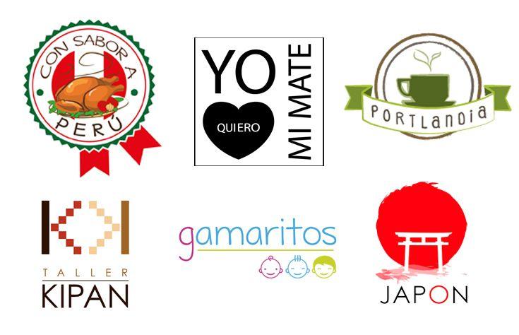Algunos diseños de logo