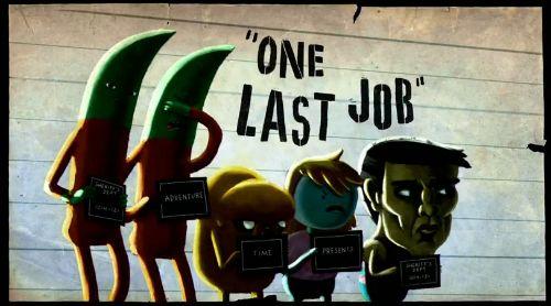 Episodio 23 – Un Último Trabajo   Hora de Aventura - Todos los Episodios Online