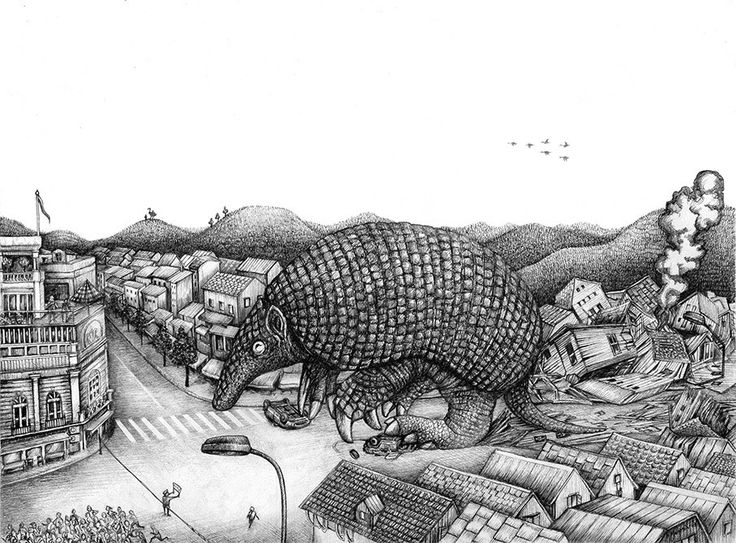 the armadillo via Webshop - Johanna Magoria. Click on the image to see more!