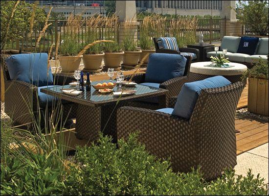 Outdoor Furniture Ideas We Love At Design Connection, Inc.   Kansas City  Interior Design