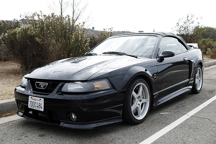eBay: 2002 Ford Mustang Roush Stage 3 2002 Ford Mustang GT Convertible Roush Stage 3 360R 55K Miles, California Car #fordmustang #ford
