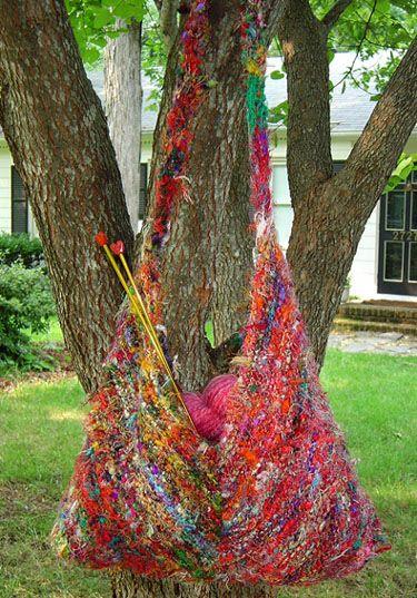 121 Best Crochet Sari Yarn Images On Pinterest Sari