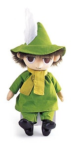 I love this snufkin plush toy from ebay