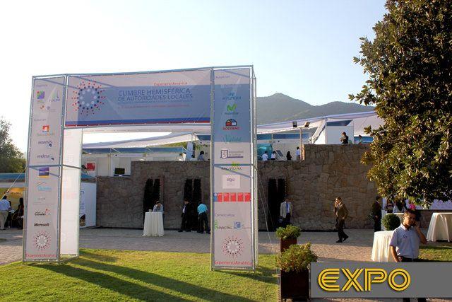 Feria Flacma Munitel 2012 www.expositor.cl