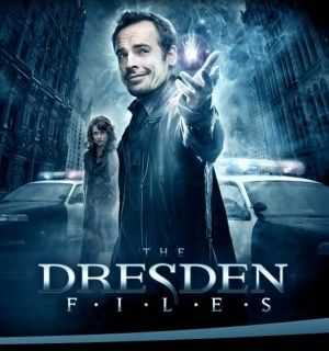 The Dresden Files by Jim Butcher.  Wizard and Private Investigator, Harry Dresden, leads an interesting life.  Look in the yellow pages under Wizard, he's the only one you'll find.