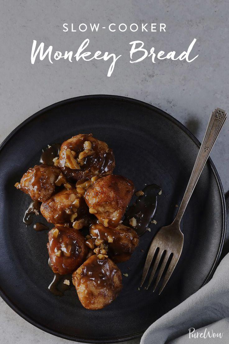 Slow-Cooker Monkey Bread  via @PureWow