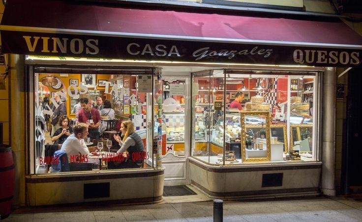 7 gode tapasbarer i Madrid - Casa Gonzalez