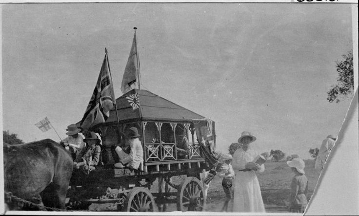066513PD: Red Cross Street Parade and Appeal Day, Broome, 1914-1918  https://encore.slwa.wa.gov.au/iii/encore/record/C__Rb2861626