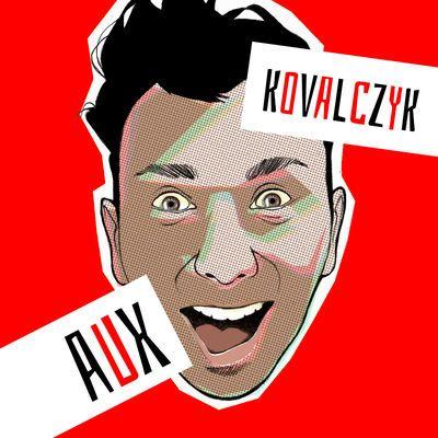 """#WYDANIECYFROWE #ALBUM #KOVALCZYK  Link do cyfrowego wydania albumu koncepcyjnego """"AUX"""" KOVALCZYK Wydawca: artCONNECTION music"""