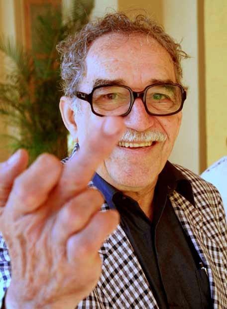 Adorable Gabriel García Márquez Photos Juxtaposed With Poignant Gabriel García…
