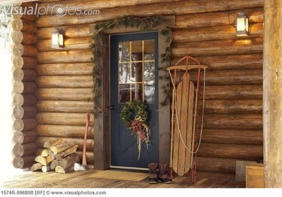 1000 Images About Log Cabin On Pinterest
