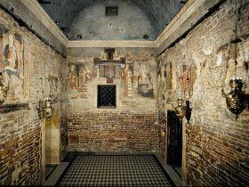 Le tre pareti della Santa Casa di Loreto