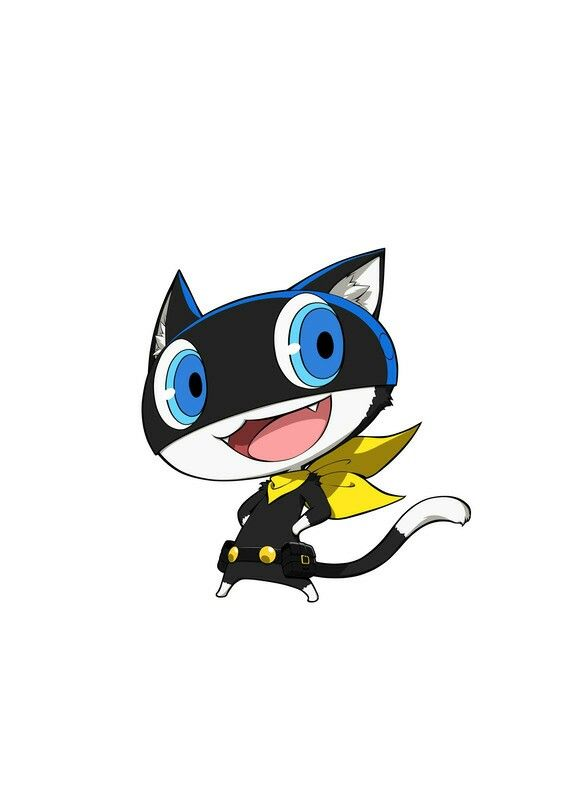 Persona Q2 - Morgana | Gamer & Anime Art wallpapers