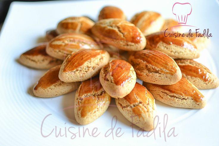 Biscuit au miel et à la cannelle de mon enfance - cuisine de Fadila