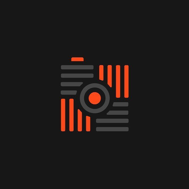 Camera Logo by Kyle Papple @kpapple23 by logoinspirations