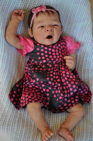 Baby Tavia by Lorna Miller-Sands