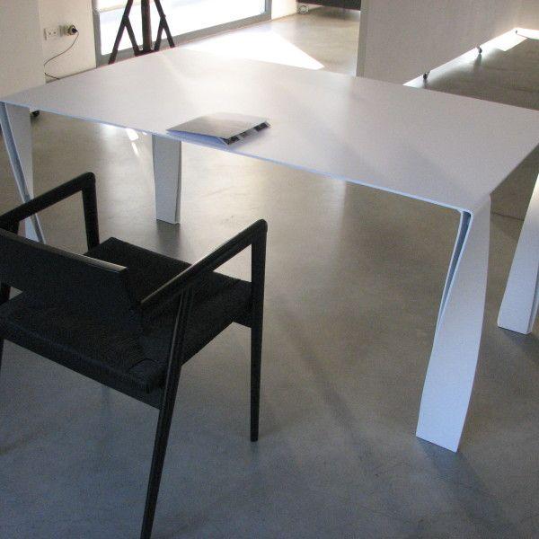 White Design Table DIMA art& design. Interior design table white