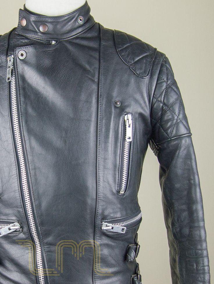 Frank Thomas Cafe Racer Jacket