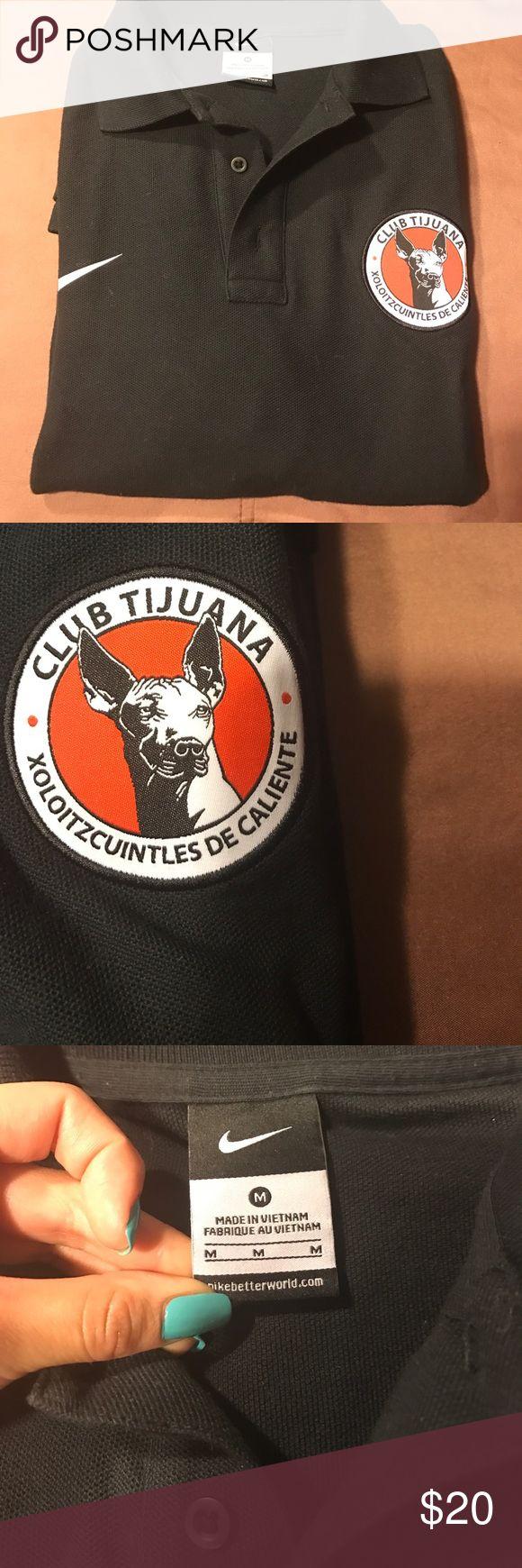NIKE Club Tijuana Polo Size M. Worn once. Nike Shirts Polos