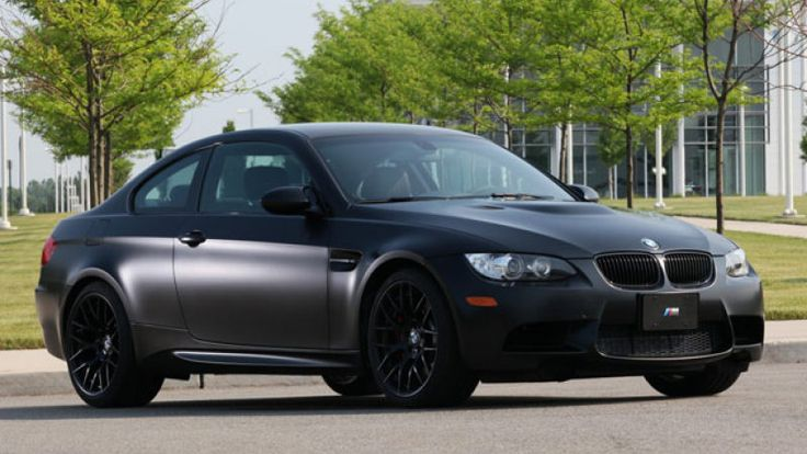 2011 BMW M3 Frozen Black Edition – Click above for high-res image gallery   On June 16, 2011 at 11:30 AM EST, BMW will start taking orders for the