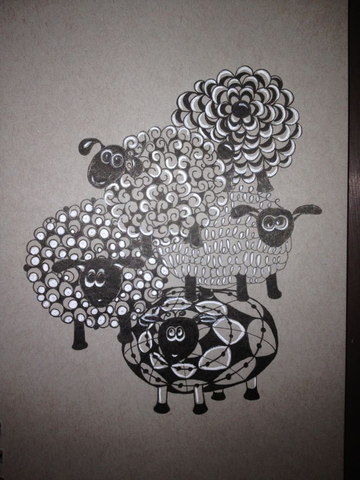 The Flock by Gillian Shoemaker