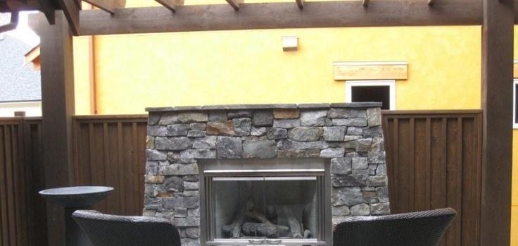 Kettle Valley Stone - Fieldstone Veneer, Masonry Veneer, Natural Stone Veneers