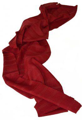 Rode sjaal (ton sur ton) - Gregalo