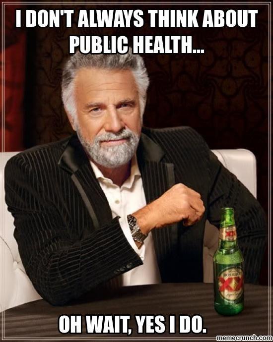 Public health meme