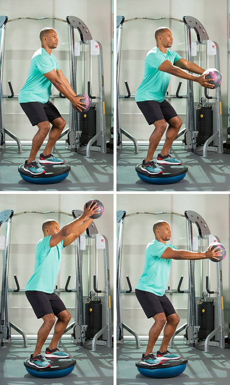 6 Core Exercises to Improve Balance