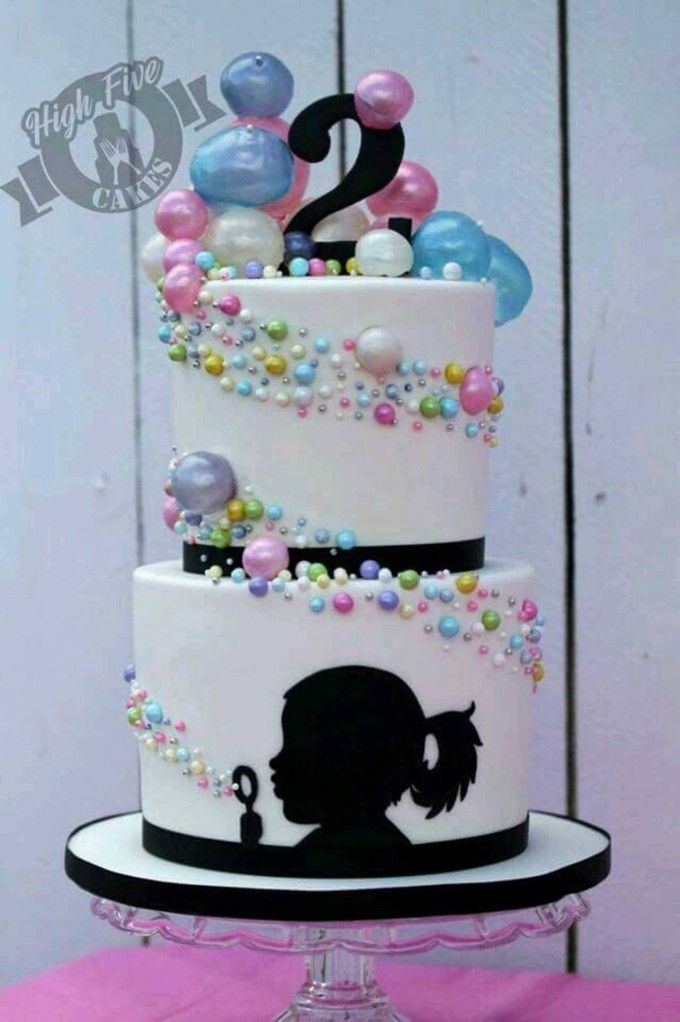Bubble Cake....these are the BEST Decorated Cake Ideas!