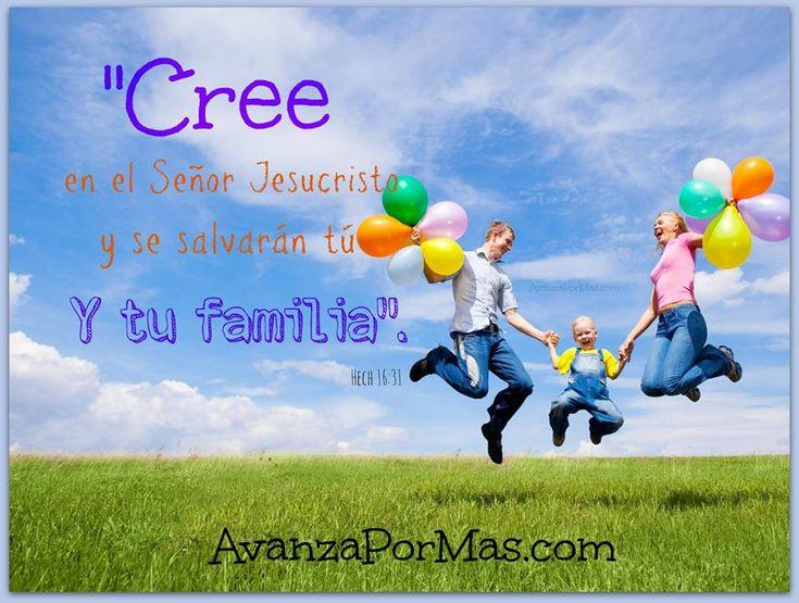 """(POSTAL) """"Cree en el Señor Jesucristo..."""" -> Imágenes Cristianas"""