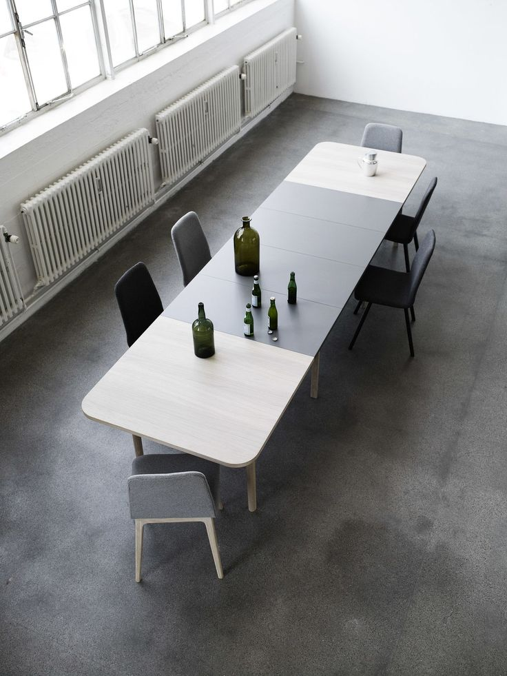 You'll love the Extendable Dining Table at AllModern - With Great Deals on modern Dining & Kitchen  products and Free Shipping on most stuff, even the big stuff.