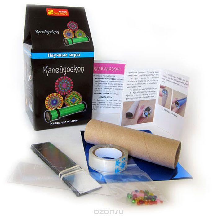 Купить калейдоскоп (н) - научные игры (мини) - детские товары Ranok в интернет-магазине OZON.ru, цена калейдоскоп (н) - научные игры (мини).