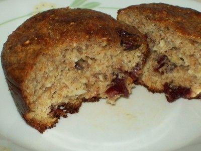 Творожные кексы ( диета Дюкан)