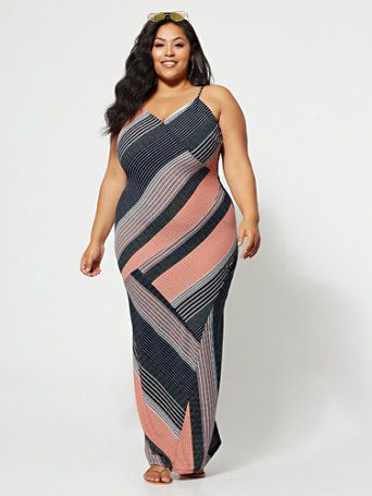 56e5f21a783 Shop FTF Trixie Maxi Dress. Find your perfect size online at the best price  at New York   Company.