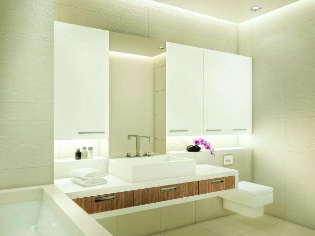 In den Wohnungen nimmt die Farbgebung der Oberflächen die champagnerfarbenen Reflexionen der kristallinen Fassade, der Treppenräume und der Etagenfoyers auf. http://lux-mitte.ziegert-immobilien.de