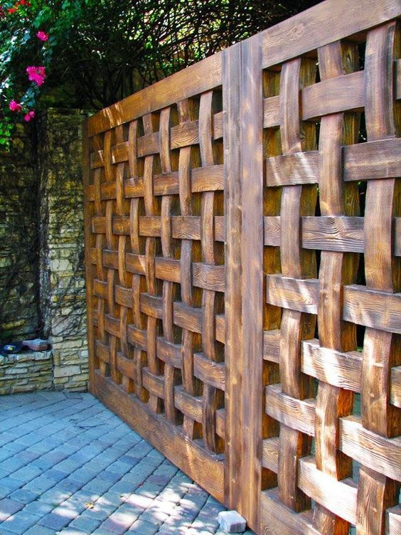 Need Ideas For A Wood Fence Check Out Our Beautiful Gallery Of Wood