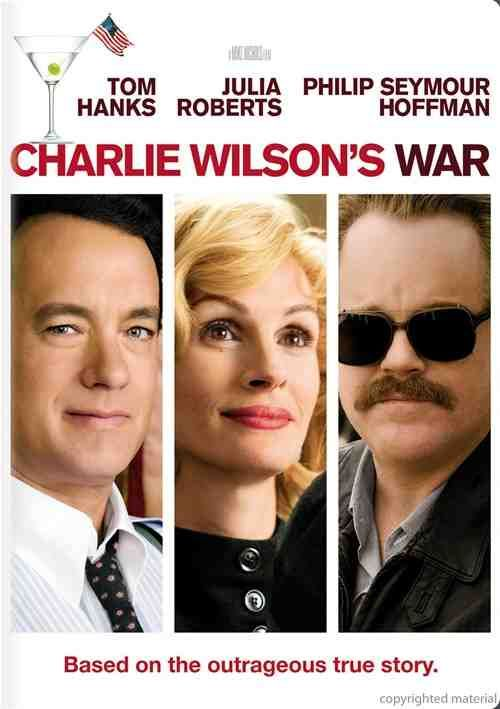 Charlie Wilson's War (2007) Texas congressman Charlie Wilson sets a series of earth-shaking events in motion when he conspires with a CIA operative to aid Afghan mujahideen rebels in their fight against the Soviet Red Army....TS bio