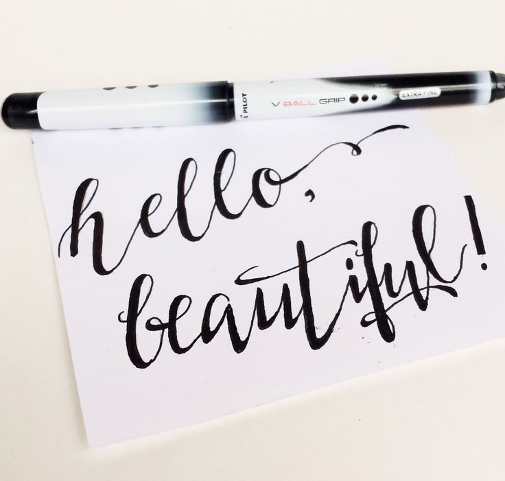 Best 25 Fake Calligraphy Ideas On Pinterest Fake
