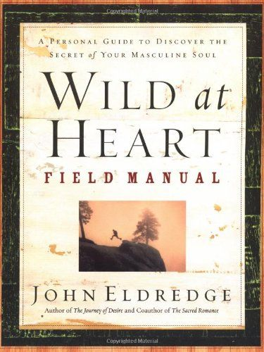 Wild at Heart Field Manual: A Personal Guide to Discover the Secret of Your Masculine Soul by John Eldredge http://www.amazon.com/dp/0785265740/ref=cm_sw_r_pi_dp_SiYqvb16RAKGA