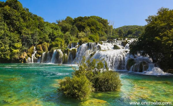 Parc national de Krka - Croatie