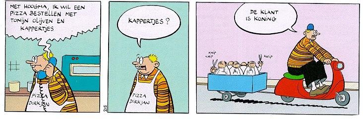 Kappertjes