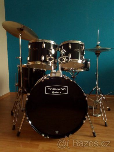 Mapex TORNADO (Rock Set Dark black) - 1