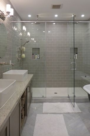 17 Best Ideas About Double Shower On Pinterest Master
