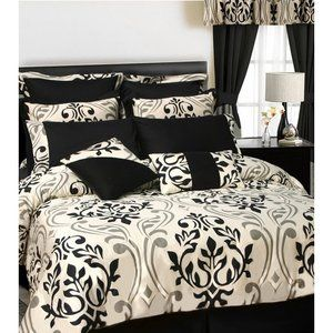 found it at wayfair tribeca living prague 24 piece room in a bag comforter set