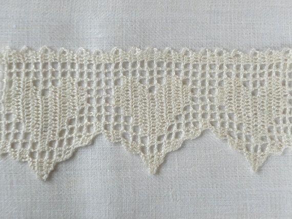~ Crochet Hearts Lace ~