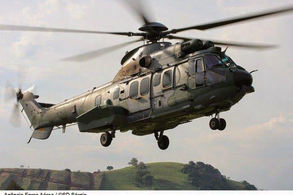 Assuntos Militares: Maior helicóptero da FAB participa de exercício em...