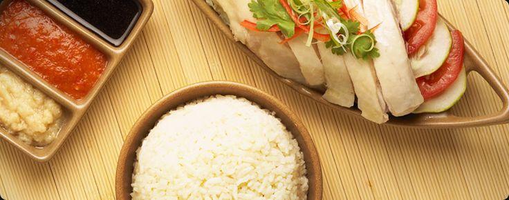 Hainan Chicken Rice - #Day3 .The best! #SGTravelBuddy