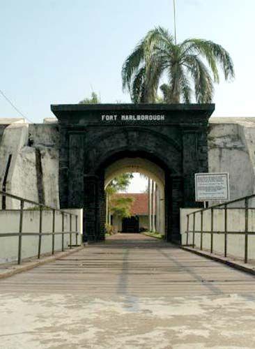 Benteng Marlborough di Bengkulu - 1001malam.com